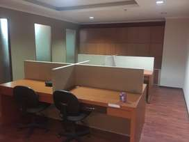 DIJUAL UNIT OFFICE MTH SQUARE