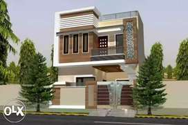 This stunning two storey home In basant vihar