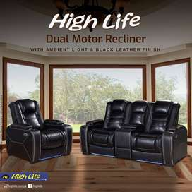 Motorized Recliner With one year warranty( High Life)
