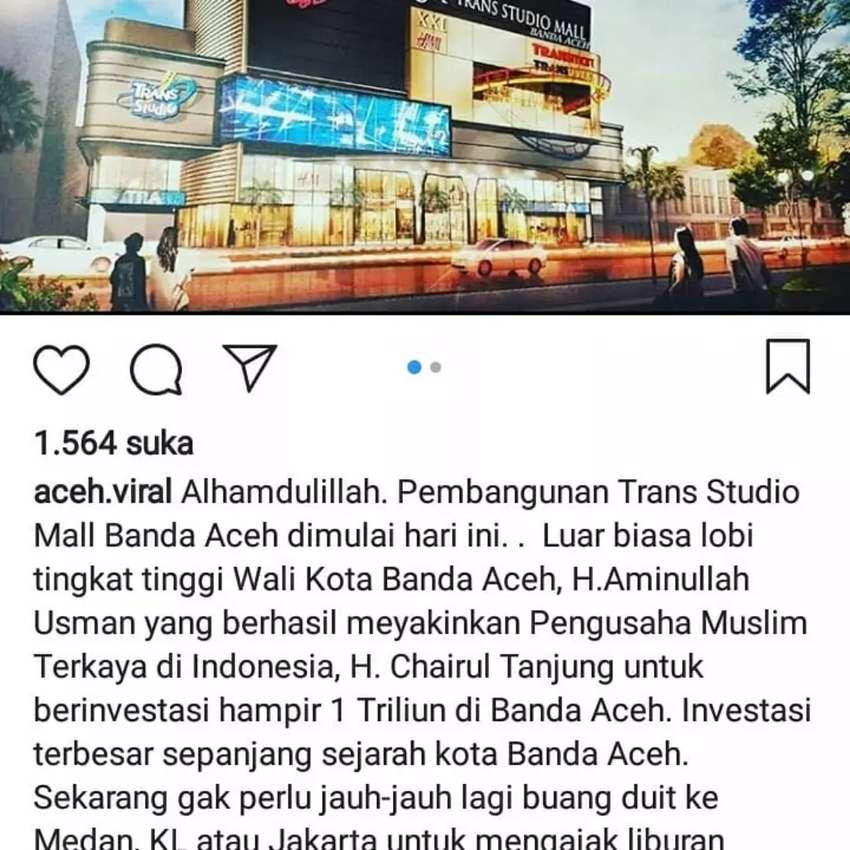 Yuk Miliki Segera Rumah Tipe 80/200 Hanya 7 Menit ke Transmart Aceh 0