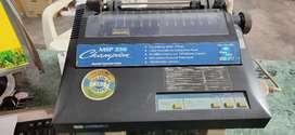 Dot Matrix printer msp 250