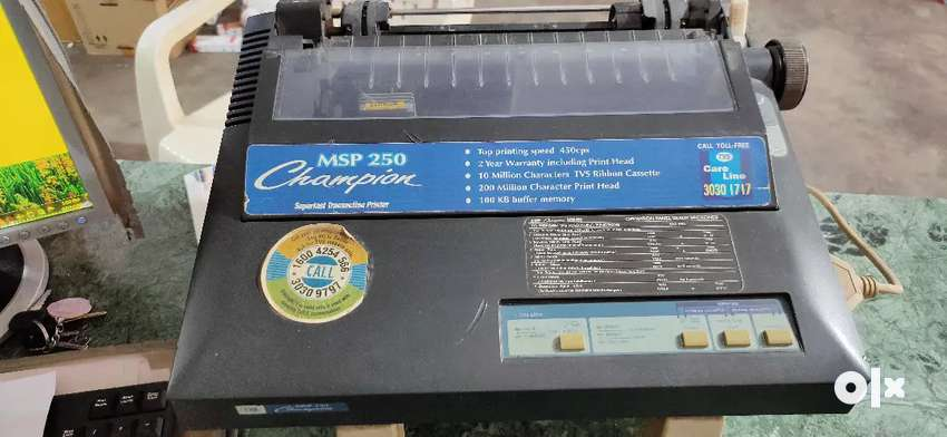 Dot Matrix printer msp 250 0
