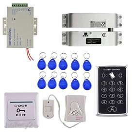 rfid Access control with lock & Time Atendance