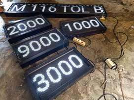 Toko Running text murah di bandar lampung