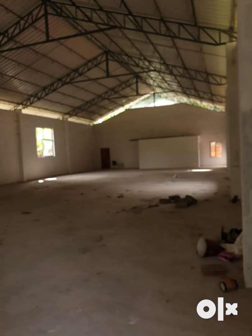 5000 Sqft godown @ Perumbavoor- Keezhillam 0