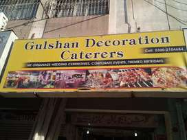 Gulshan decoration and Event management