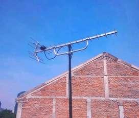 Toko pasang antena tv lokal murah
