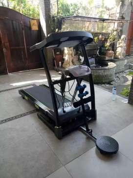 Treadmill berkualitas dan stylish murah bergaransi