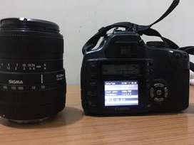 Canon 350d eos