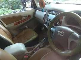 Toyota Innova white G single owner taxi
