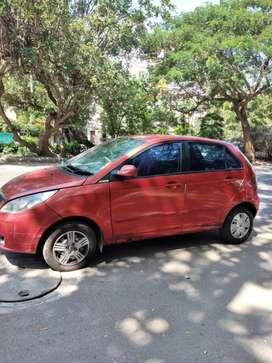 Tata Indica Vista Aura ABS Quadrajet BS-III, 2009, Diesel