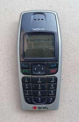 NOKIA 6015 CDMA (PTCL Wireless Phone)
