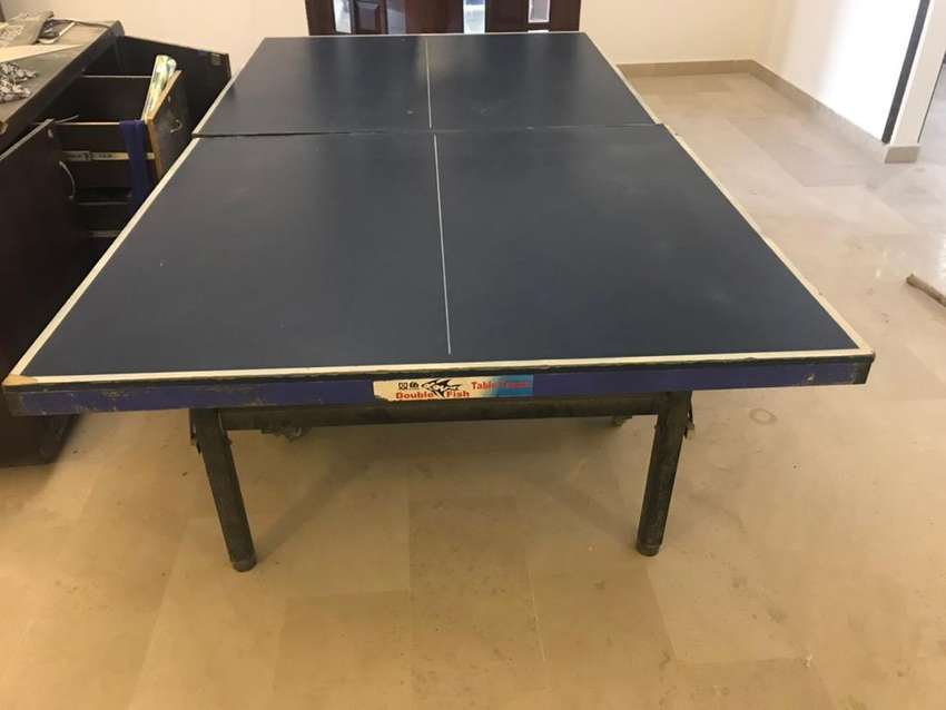 Double fish table tennis avaible for sale