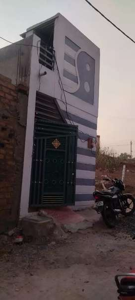 1bhk house only 13 lack super corridor indore