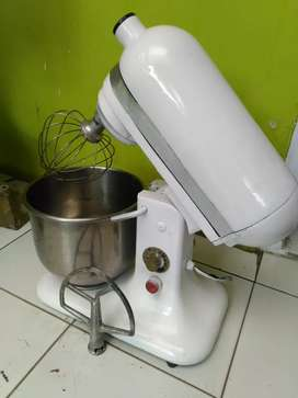 Mixer kue bolu / pastry/ es cream 7 ltr bowl .second