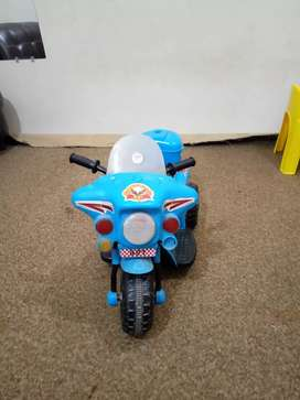 Toy Heavy Bike (Battery Operated)