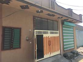 Brand New 3 Marla Corner House with 3 Shops in New Westridge