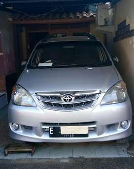 Jual Toyota Avanza  G 2006 Akhir