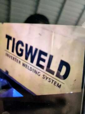 Tig Welder Required for Stainless Steel work