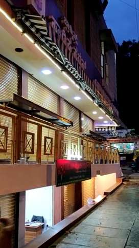 Commercial shop for rent in prime location