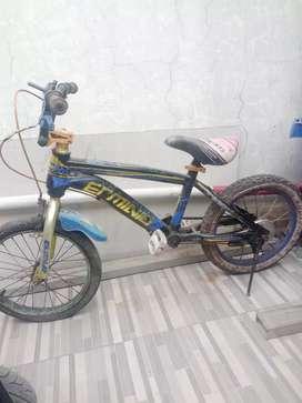 Jual sepeda bmx ukuran  ring 16