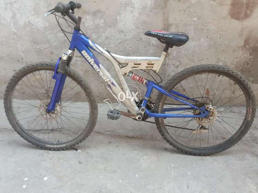 Universal Bycycle UK imported in good condition 0