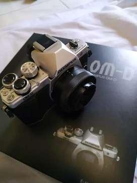 Olympus OMD EM10 Mark II Fullset Body Only