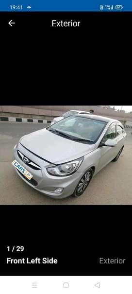 Hyundai Verna Fluidic 1.6 VTVT SX, 2014, Petrol