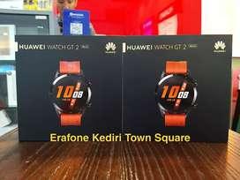 Huawei Watch GT2 46mm Sport Orange Garansi 1th