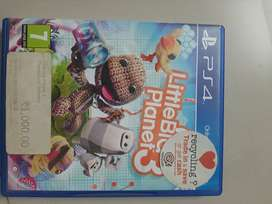 PS4 Little Big Planet 3 CD