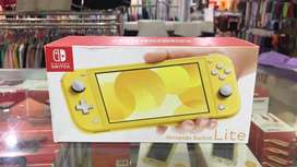 Kredit dan Cash Nintendo Switch Lite