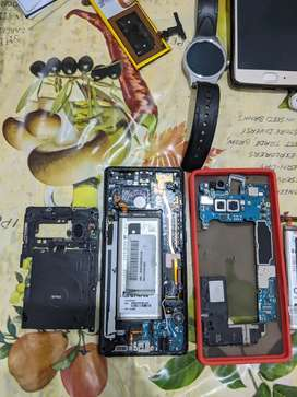 Mother board and parts