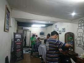 Kasir afzl barbershop