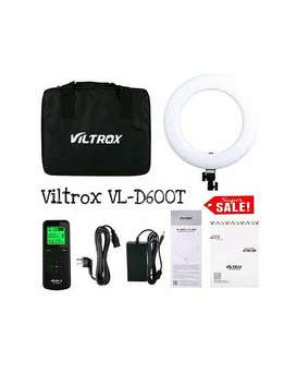 RING LIGHT LED VILTROX VI-D600T