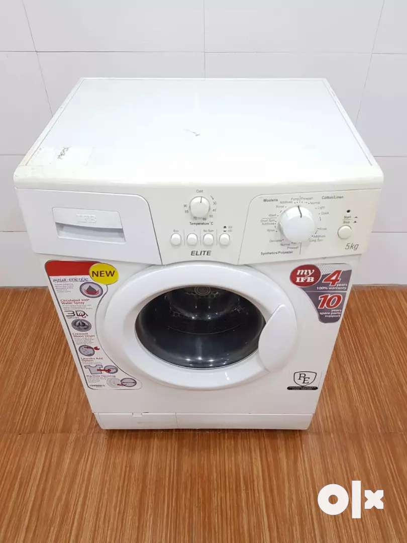 IFB elite 5kg front load washing machine wit free home delivery 0