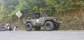 Jimny willys offroad