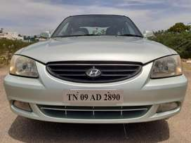 Hyundai Accent GLS 1.6, 2003, Petrol