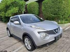 Nissan juke rx matic tertinggi th 2012 bisa kredit