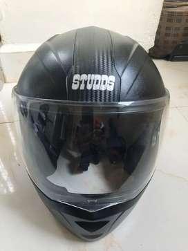 Studds Ninja ELITE Flip Up Full Face Helmet