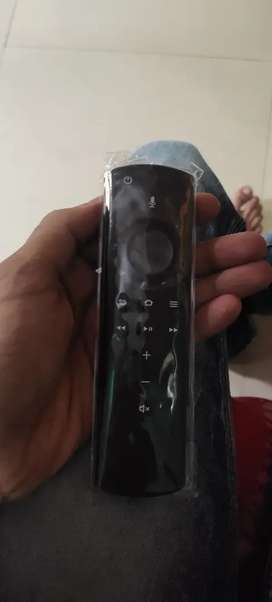Fire tv stick remote only