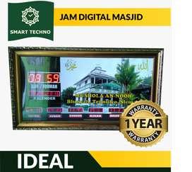 Solusi Jam Masjid Berkualitas Kirim Masjid Kota Palembang