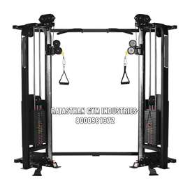 Gym Equipment set ( Approx- 3 to15 Lakhs - )new gym setup We provide