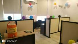 Furnished 1500 Sq Ft Office on rent at civil lines