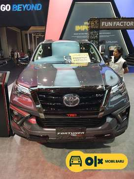 [Mobil Baru] Toyota All New Fortuner TRD DP 50 Juta Saja