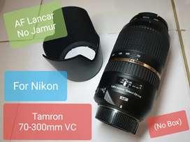 Tamron 70-300mm VC for Nikon