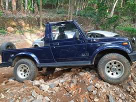 Maruti Suzuki Gypsy King ST BS-III, 2000, Petrol