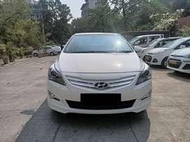 Hyundai Verna Fluidic 1.6 VTVT, 2015, Petrol