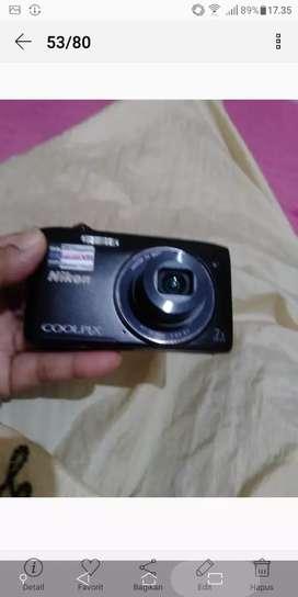Dijual kamera digital