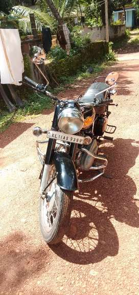 OLD BULLET 350.. Good condition argent sale