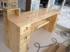 meja kasir,meja kerja